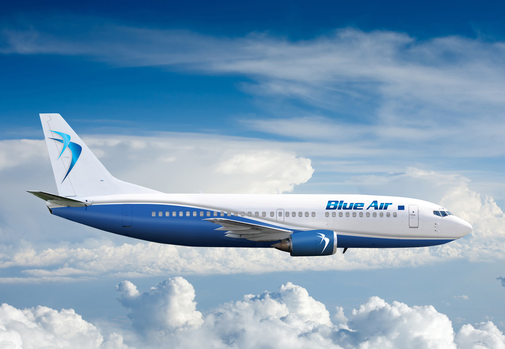 Blue Air Launches Athens–Larnaca Route, Introduces 'Smart ...