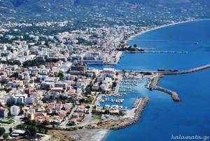 Kalamata_Aerial view