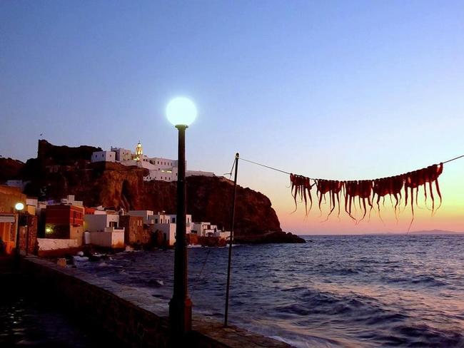 Nisyros. Photo © Facebook - ΟΙ ΟΜΟΡΦΙΕΣ ΤΗΣ ΕΛΛΑΔΑΣ ΜΑΣ