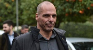 Greek Finance Minister Yanis Varoufakis. Photo source: Yanis Varoufakis FB