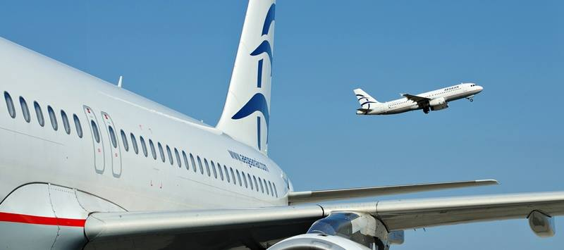 Photo source: Aegean Airlines