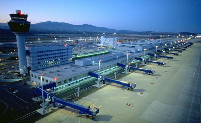 Athens International Airport. Photo © Facebook - ΟΙ ΟΜΟΡΦΙΕΣ ΤΗΣ ΕΛΛΑΔΑΣ ΜΑΣ