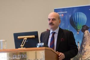 HATTA President Lysandros Tsilidis