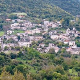Aristi Village, Zagori, Greece