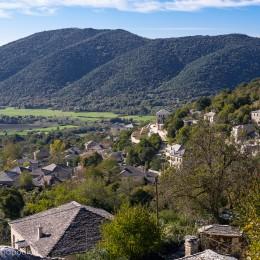 Ano Pedina Village, Zagori, Greece