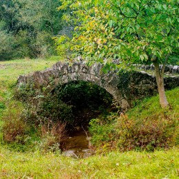 Gouras Stone Bridge