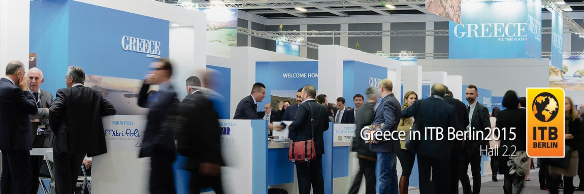 Greece in ITB Berlin 2015