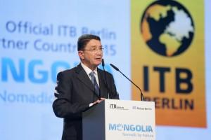 UNWTO Secretary-General Taleb Rifai. Photo source: ITB