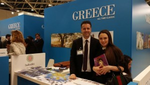 Halkidiki Hotel Association President Grigoris Tassios.