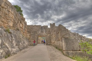 The acropolis site of Mycenae. Photo © Anastasios71 / Shutterstock
