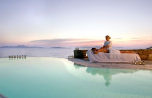 SLH member: Mykonos Grand Hotel & Resort.