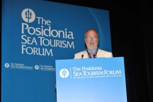 Stavros Hatzakos, President, Cruise and Ferry Port Network. Photo source: Med Cruise