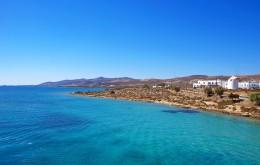 Antiparos Island Cyclades Greece