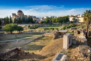 Archaeological Site of Kerameikos. Photo © Maria Theofanopoulou