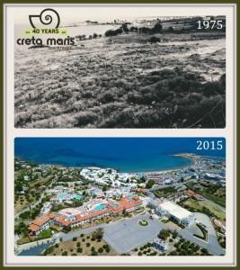Creta Maris 1975 - 2015
