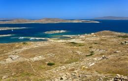 Delos Island Cyclades Greece