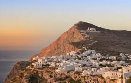 Folegandros Island Cyclades Greece