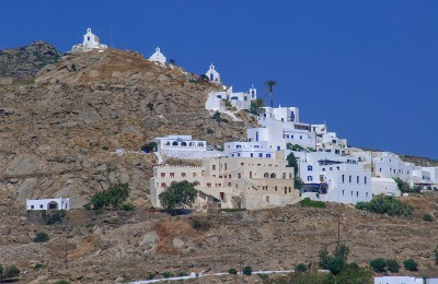 Ios Island Cyclades Greece