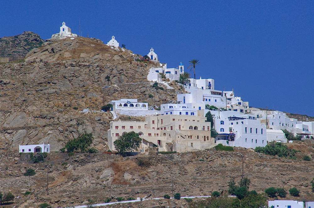 Ios Island Cyclades Greece