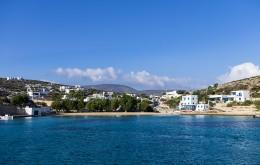 Irakleia Island Small Cyclades Greece