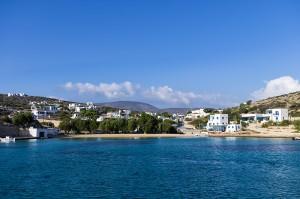 Heraklia Island, Small Cyclades, Greece. Photo @ kokixx / Shutterstock