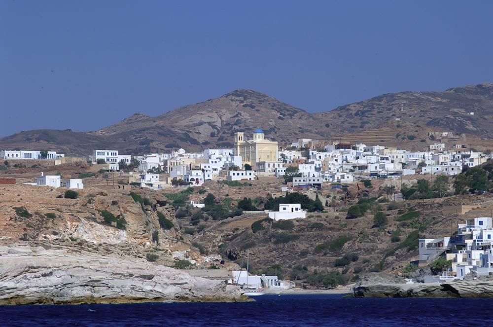 Kimolos Island Cyclades Greece