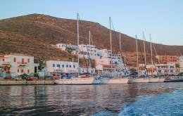 Kythnos Island Cyclades Greece
