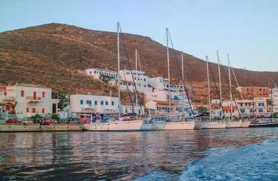 Kythnos Island Cyclades Greece