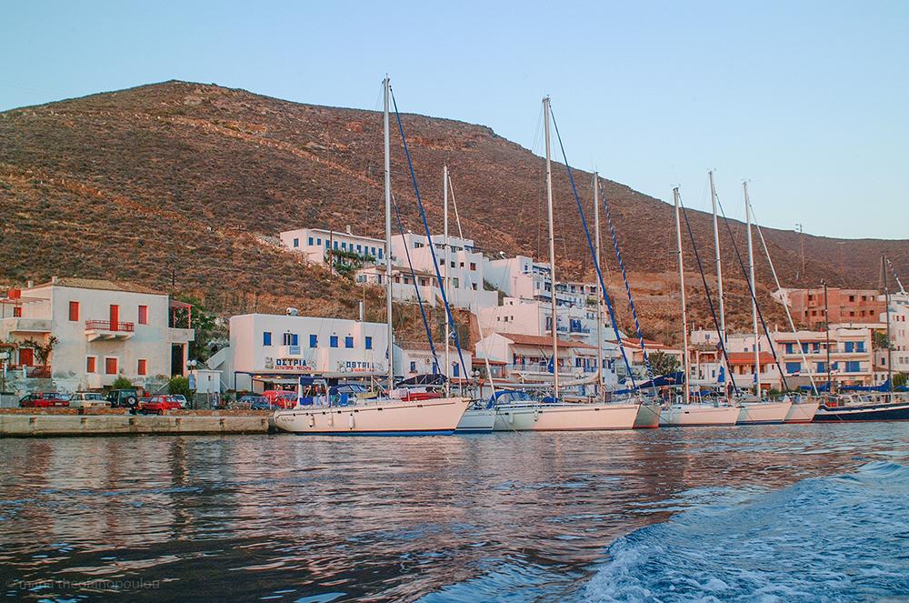 Kythnos Island, Cyclades. Photo @ Maria Theofanopoulou