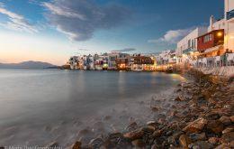 Mykonos Island Cyclades Greece