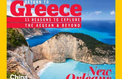 National Geographic Traveller Greece