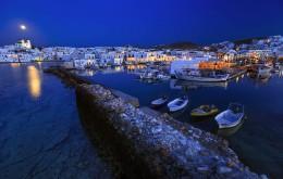 Paros Island Cyclades Greece