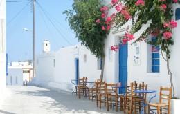 Schinoussa Island Cyclades Greece