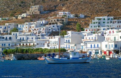 Sifnos Island Cyclades Greece