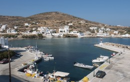 Sikinos Island Greece