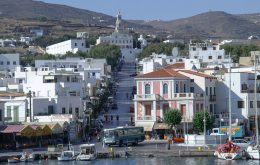 Tinos Island Cyclades Greece