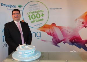 Head of Global Supplier Strategy at Travelport, Ian Heywood. Photo source: Travelport