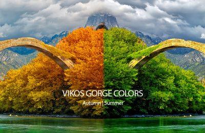 Zagori Vikos Gorge Greece