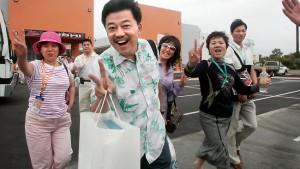 Chinese tourists. Photo source: asiantown.net