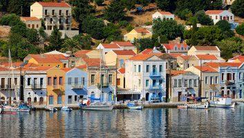 Kastelorizo (Megisti) Island, Greece