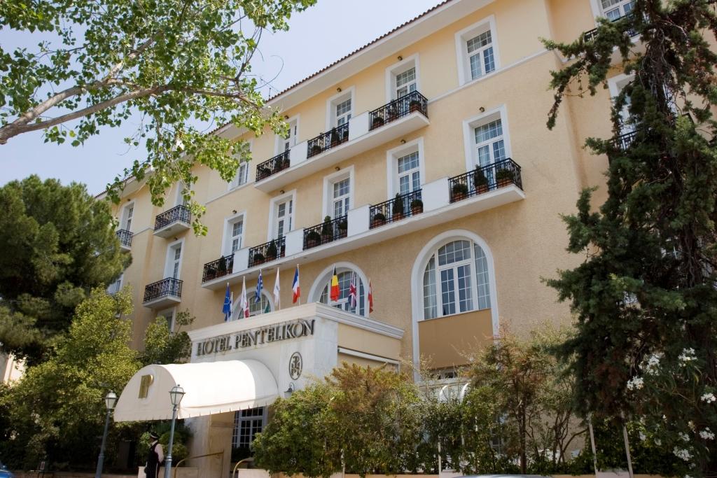 Greece's Historic Hotel Pentelikon Shuts Down - GTP Headlines