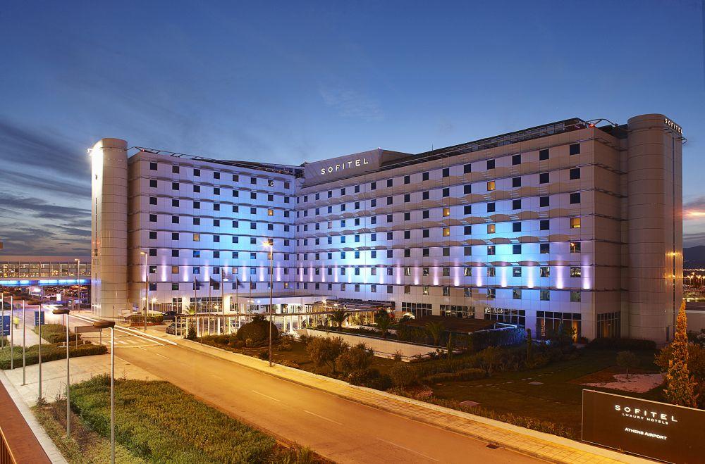 Sofitel Hotel Heathrow Airport