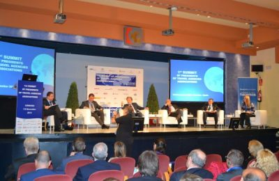 1st Summit of Presidents of Travel Agencies Associations - Cordoba 2013