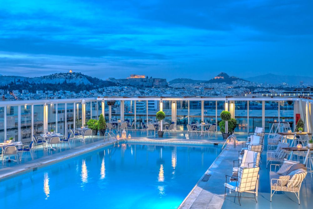 Athens_Ledra_H_Panorama Restaurant  Pool Bar_3
