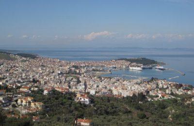 Mytilini Port