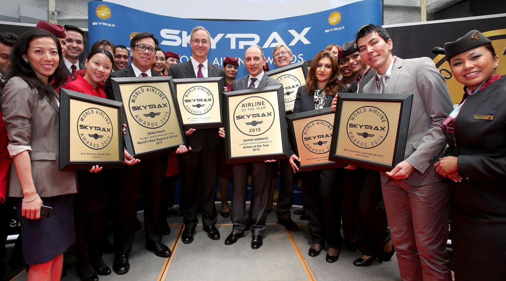 Skytrax World Airline Awards 2010 Skytrax World Airline