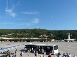Rhodes International Airport - Diagoras/ Photo © Piotrus - Wikimedia Commons
