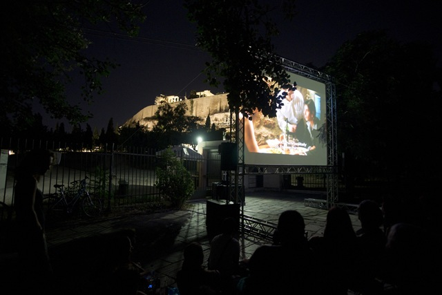 Athens Open Air Film Festival: over 20 film screenings will take place at Athens' open air cinemas in September.