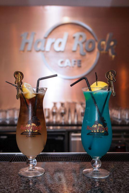 Hard Rock Cafe Menu Athens