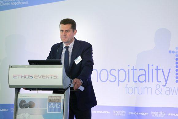 TUI Hellas Managing Director Michalis Mavropoulos.